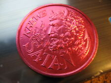 jack the ripper 1st serial satan devil 1976 Mardi Gras Doubloon Coin new orleans
