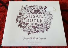 SUSAN BOYLE **Someone To Watch Over Me** Special Edition CD + DVD SET SEALED!