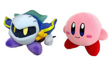 Set of 2 Little Buddy Adventure All Star: Meta Knight & Kirby Plush Doll Toy