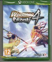 Warriors Orochi 4  'New & Sealed' *XBOX ONE (1)*