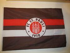 FC ST PAULI FAHNE NEU  ST. PAULI   FAHNE  FLAGGE HISSFAHNE