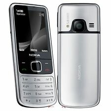 Nokia 6700 Classic - Chrome Silver Sim Free (Unlocked) Mobile Phone