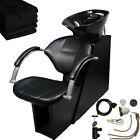 Backwash Shampoo Chair ABS Plastic Bowl Basin Unit Salon Spa Beauty Furniture