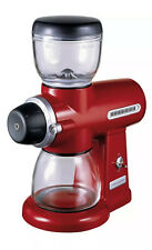 Brand-New !! KitchenAid Artisan Empire Red Burr Grinder