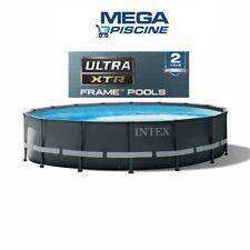 INTEX 26330NP Bazen Intex Ultra Metal Frame 549x132 cm NOVI MODEL XTR