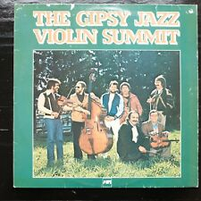 THE GIPSY JAZZ VIOLIN SUMMIT