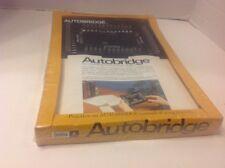 Vintage Autobridge 1971 Portable Teacher Beginner to Average Parker Brothers