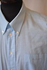 Ben Sherman blue shirt size large casual mod skin