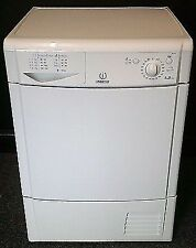 Indesit IDC8T3B 8 Kg Drying Capacity Condenser Tumble Dryer - White