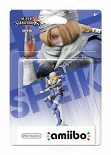 Sheik Amiibo - Super Smash Bros. Series [Nintendo Switch Wii U 3DS Zelda] NEW