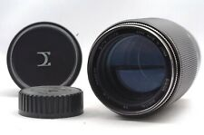 @ Ship in 24 Hours! @ Discount! @ Sigma MiniTel YS 200mm f4 Telephoto Nikon Lens