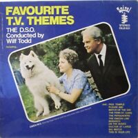 DITCHBURN STUDIO ORCHESTRA - Favourite TV Themes ~ VINYL LP
