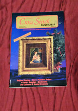 Cross Stitch Christmas Over 70 x Designs Charts Magazine Pattern Book