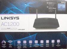 LINKSYS SMART WIFI DUAL-BAND AC1200 GIGABIT ROUTER - EA6100-CA