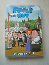 Family Guy Volume 8 DVD Box Set Used Tested