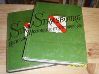 Strasbourg Historique et Pittoresque SEYBOTH aquarelles de SCHWEITZER / KOERTTGE