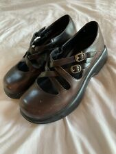 Dansko Women's 7.5-8 38 Brown Clogs Great Condition Almost No Wear At All