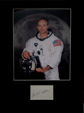 More details for mike collins signed autograph display apollo 11