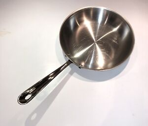 "All Clad Stainless Steel 10"" Skillet Fry Pan"