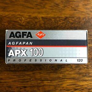 Agfa AGFAPAN APX 100 Professional 120 Medium Format Black & White Film