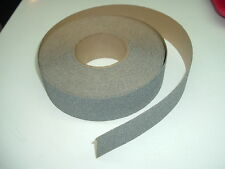 2 inch x 30 ft Sure-Foot Master Stop Traction Tape Grey, UV Blocked