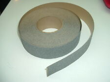 New listing 2 inch x 30 ft Sure-Foot Master Stop Traction Tape Grey, Uv Blocked