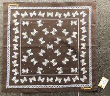 DSQUARED 2 F/W 2012 BANDANA Western Indiani foulard sciarpa scarf foulard così HOT