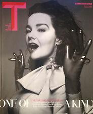 BJORK T International Herald Tribune Magazine 14/02/2015 LIKE NEW rare