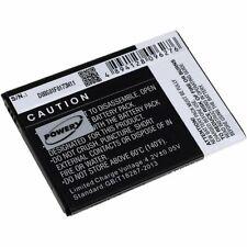 Akku für Smartphone Archos Typ AC50NE 3,7V 2000mAh/7,4Wh Li-Ion Schwarz