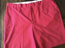 Orvis Sporting Shorts, Red, 44 Waist