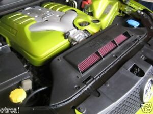 VE V6 Commodore  ALLOYTEC OTR Cold Air Intake / Induction