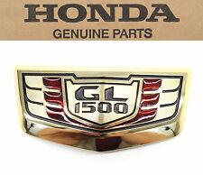 New Front Fender Badge Emblem GL1500 Goldwing 1988-00 Aspencade Interstate #B47
