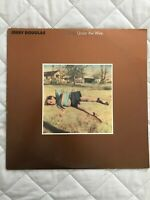 JERRY DOUGLAS / UNDER THE WIRE ~ 1986 MCA Master Series NEAR MINT Record