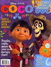 Disney Pixar COCO Puzzles Crafts Games Ancestry Chart Posters Miguel 2017