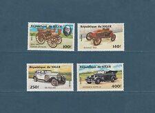 Niger  transports  automobile    1984  num:  644/47  **
