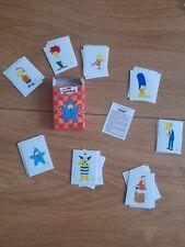 Simpsons Mini Snap Game