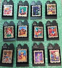 Disney DL - Open Edition Character of the Month 12 Pin Set MOC