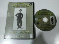 Charlie Chaplin Essanay films 1915 Vol 2 - DVD Español - 1T