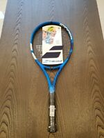 Babolat Boost Drive Tennis Racquet - Grip 4 3/8 -Strung with no cover.