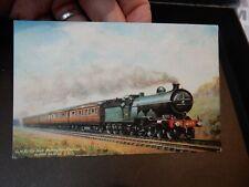More details for vintage postcard  gnr  railway  nottingham  express