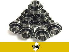 "10 Pieces Ser208-24 1-1/2"" Er24 Insert Ball Bearing With Snap Ring New Er208-24"