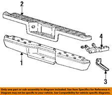 FORD OEM Ranger Rear Bumper-Step Pad Protector Scratch Guard Cover 4L5Z17B807BAD