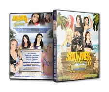 Official Shimmer Women Athletes Volume 71 Female Wrestling Event DVD
