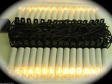 30ER LED cadena árbol de Navidad iluminación riffelkerzen Velas Para Árboles