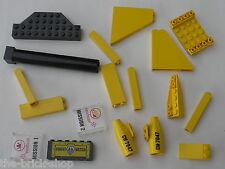 Lot de pièces détachées LEGO TOWN pour le set 7047  Coast Watch HQ