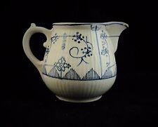 Pot à lait en faïence de SARREGUEMINES DIGOIN Décor COPENHAGUE Fin XIXème