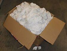 30kg Putzlappen Putztücher Reinigungstücher 100%reine Baumwolle Weiss T