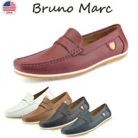 Bruno Marc Men's Casual  Loafers Lightweight Moccasins Lazy Driving Soft Shoes