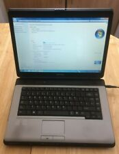 Toshiba Satellite  L300 Intel Dual Core 3GB RAM 80GB HDD DVD Webcam Win7 Ultim.