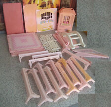 Barbie 3 in 1 Haus-Konvolut/Teile/Puppe/Doll/Moduar Home/Mixed parts